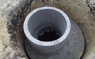 Создание выгребной ямы без откачки своими руками