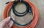 Что такое греющий кабель для канализации