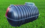 Что такое канализационный септик?