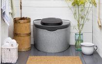 Как функционирует торфяной туалет на даче