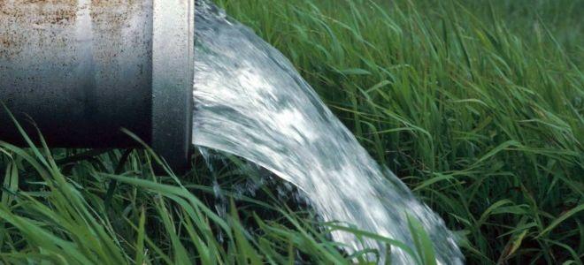 Методы очистки сточных вод