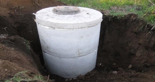 канализация шамбо