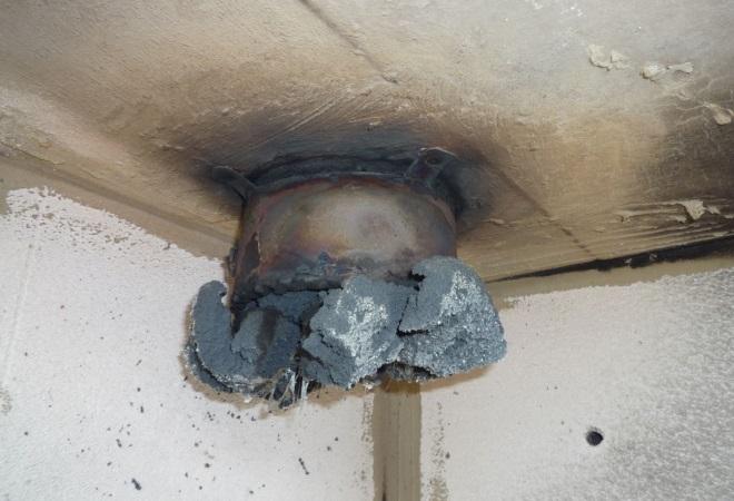 муфта противопожарная канализационная